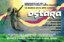 Party Flyer Ostara 16 Mar '19, 20:00