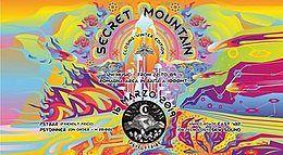 Party Flyer Secret mountain (close winter) 16 Mar '19, 22:00