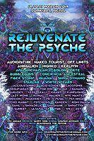 Party Flyer REJUVENATE THE PSYCHE FESTIVAL - 2019 19 Mar '19, 07:00