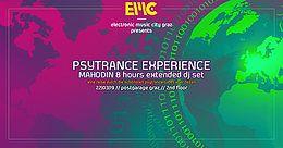 Party Flyer PSYTRANCE EXPERIENCE 22 Mar '19, 23:00