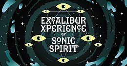 Party Flyer ErroR404 & LFP: Excalibur Xperience of Sonic Spirit 23 Mar '19, 22:00