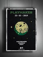 Party Flyer PLAYMAKERS FULL PSYCO PARTY 23 Mar '19, 23:00