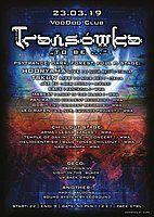 """Party Flyer TRANSOWKA """"To Be.."""" 23 Mar '19, 22:00"""