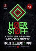 Party Flyer Hoerstoff 29 Mar '19, 23:30