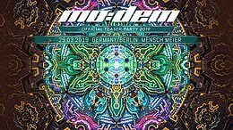 Party Flyer Mo:dem pres. by xXETEXx Berlin Mensch Meier 29 Mar '19, 23:30