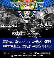 Party Flyer Namaste 12th Anniversary 29 Mar '19, 23:30