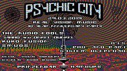 Party Flyer ¨'°º Psychic City º°'¨ 29 Mar '19, 23:00