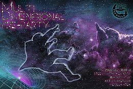 Party Flyer Psyvilla Presenta: MULTI DIMENSIONAL FESTIVAL 29 Mar '19, 22:00
