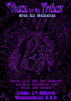 Party Flyer VIBES for the TRIBES - Open Air Gathering 29 Mar '19, 21:00