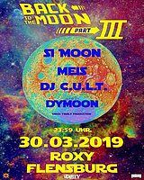 Party Flyer Back to the Moon - part III 30 Mar '19, 23:30