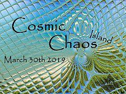 Party Flyer Cosmic Chaos Island 30 Mar '19, 18:00