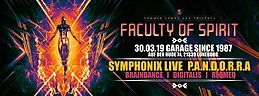 Party Flyer Faculty of Spirit 30 Mar '19, 23:00