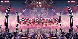 Party Flyer PSYBRATION - Pribe, Reezpin, Carisma 30 Mar '19, 23:00