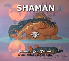Party Flyer Shaman ۞ Samsara Eco Retreat 30 Mar '19, 21:00