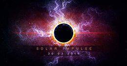 Party Flyer Solar Impulse//Deep Kontakt live// 30 Mar '19, 23:00
