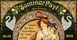 Party Flyer SommerPsyt mit Lossgo und SonGoa 30 Mar '19, 23:00