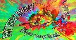 Party Flyer Butterfly Effekt Outdoor 5 Apr '19, 22:00