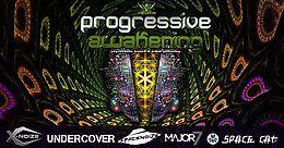 Party Flyer Psybox pres. Progressive Awakening - Manifestation of Dreams 5 Apr '19, 22:00