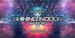 Party Flyer Shining Indoor Hamburg 5 Apr '19, 22:00