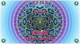 Party Flyer Sinerider at Schlaflos 5 Apr '19, 23:00