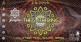 Party Flyer The Gathering - La reunión de las tribus 5 Apr '19, 22:00