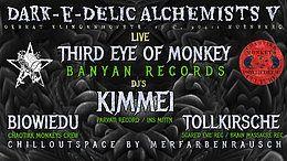 Dark-e-Delic Alchemists V The Last Round 6 Apr '19, 22:00