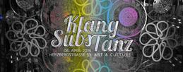 Party Flyer KlangSubsTanz meets Art & Culture 6 Apr '19, 20:00