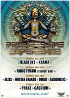 Party Flyer Progressive Experience with Blastoyz & Krama 6 Apr '19, 23:00