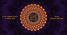 Party Flyer S.U.N. Festival promo party in Dublin 12 Apr '19, 21:00