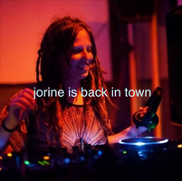 Party Flyer jorine homecoming party 13 Apr '19, 21:00