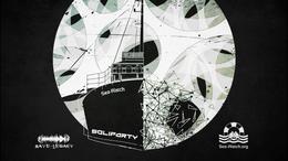 Party Flyer Solidaritäts Party für Sea-Watch 13 Apr '19, 23:00