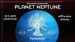 Party Flyer Universe presents: PLANET NEPTUNE 13 Apr '19, 22:00