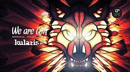 Party Flyer We are GOA | Kularis - Spintwist Records 13 Apr '19, 23:00