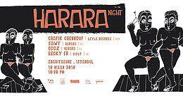 Party Flyer HARARA night 19 Apr '19, 22:00
