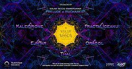 Party Flyer Solar Seeds Transylvania prelude in Bucharest 19 Apr '19, 23:00