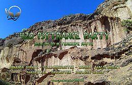 Party Flyer 420 Psytrance Party 20 Apr '19, 18:00