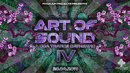 Party Flyer Art Of Sound IV - Tsuyoshi/Prana Retro 20 Apr '19, 21:00