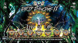 Party Flyer ★ DIRTY DANCING IX ★ w/ Harmonika, Vagus, Jon Bovi, Babalos Terra, Simex, Rebugs 20 Apr '19, 21:00