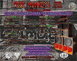 Party Flyer Underground Music Session: Evento Solidario Salvando Peludos 20 Apr '19, 12:00