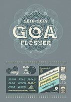 Party Flyer ¸☆ gOaFlÖsSeR •*•☆• 25 Apr '19, 21:00