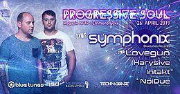 Party Flyer Progressive Soul 26 Apr '19, 22:00