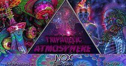 Party Flyer Tripadelic Atmosphere 26 Apr '19, 22:00