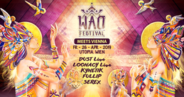 Party Flyer WAO - One Day in Vienna 26 Apr '19, 23:00