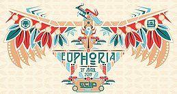 Party Flyer Euphoria #9 w/ E-Clip (TesseracT Studio) 27 Apr '19, 23:30