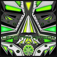 Party Flyer Ossicle Vibration pres. Let's Try Hi-Tech [Hyperadmin] (live) 27 Apr '19, 22:00