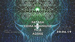 Party Flyer Mahadeva Project - Tanz in den Mai ॐ 30 Apr '19, 22:00
