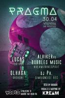 Party Flyer PRAGMA 30 Apr '19, 23:00