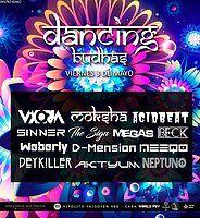 Party Flyer Dancing Budhas 3 May '19, 23:30