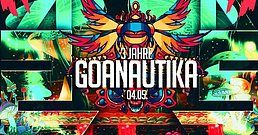 Party Flyer ॐ3 Jahre Goanautika Closing /w.Day Din & Friendsॐ 4 May '19, 23:00