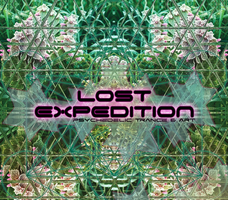 Party Flyer Lost Expedition 4 May '19, 22:00
